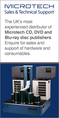 Microtech CD, DVD and Blu-ray disc publishers. Enquire for sales and technical support.